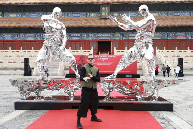 太庙建成六百年首办当代亚博下载艺术展