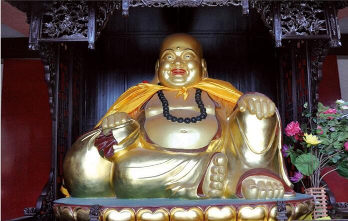 铸铜佛像文化与制作